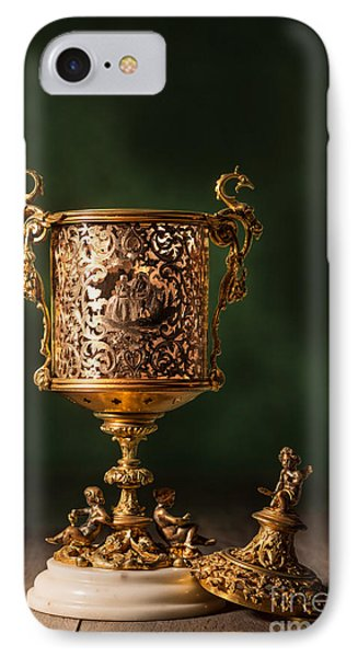 Open Chalice IPhone Case