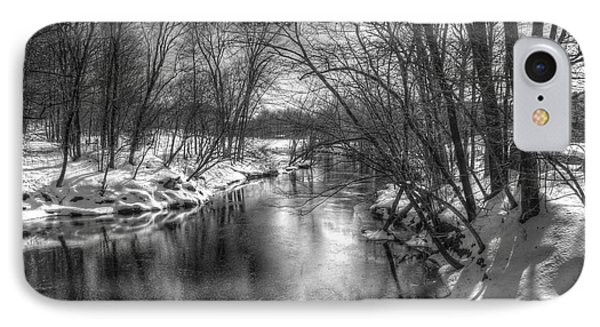 IPhone Case featuring the photograph Open River by Betsy Zimmerli