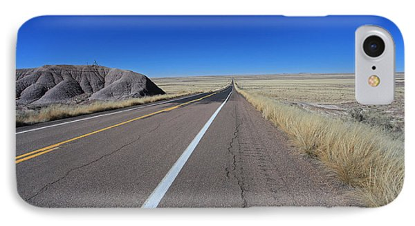 Open Road IPhone Case by Gary Kaylor