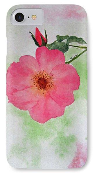 Open Rose IPhone Case