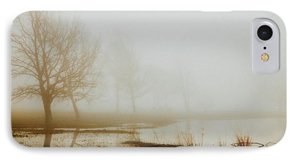 IPhone Case featuring the photograph Open Space by Iris Greenwell