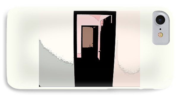 Opening Doors To The Future 1 IPhone Case by Lenore Senior
