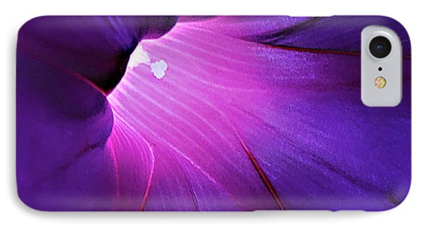 Opening One's Heart IPhone Case by Sherry Hallemeier