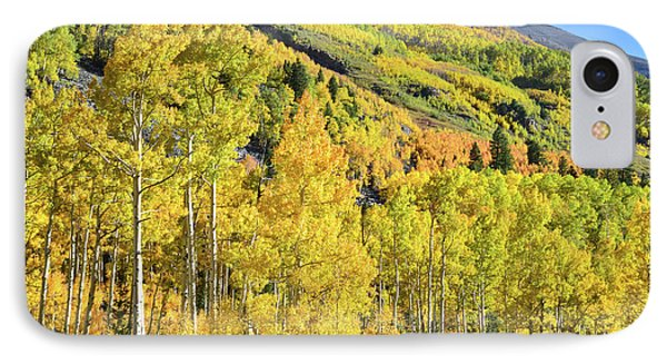IPhone Case featuring the photograph Ophir Road Hillside by Ray Mathis