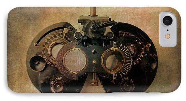 Optometrist Equipment IPhone Case