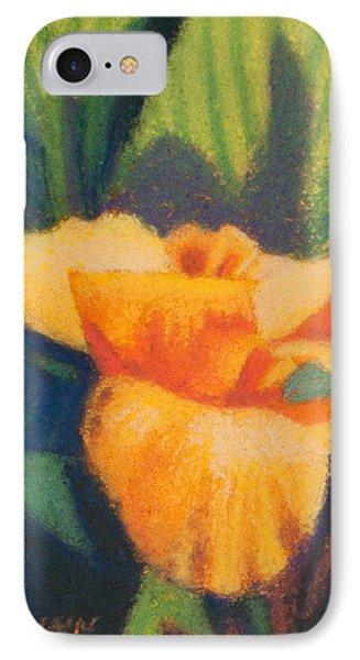 Orange Cannas IPhone Case