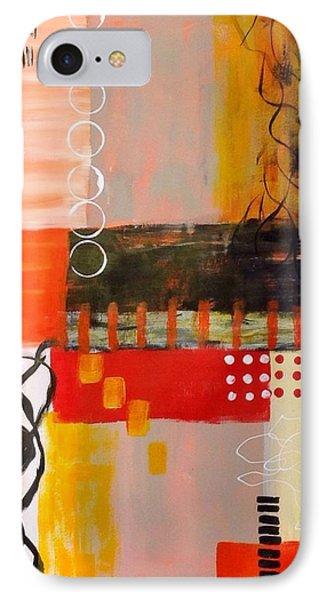 Orange Crush IPhone Case by Suzzanna Frank