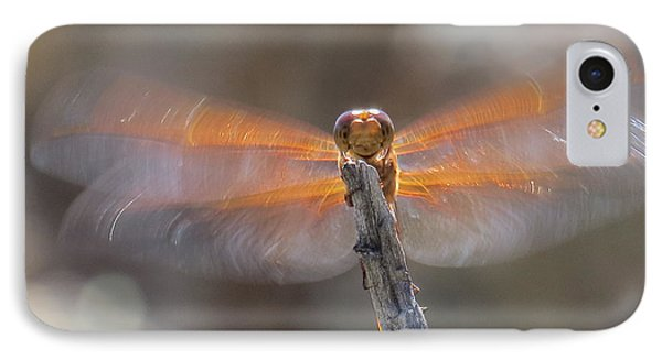 Dragonfly 4 IPhone Case