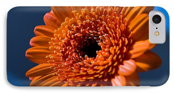 Orange Flower Phone Case by Svetlana Sewell