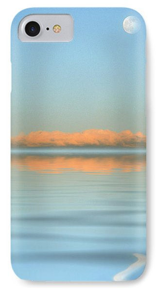 Orange Fog Phone Case by Jerry McElroy