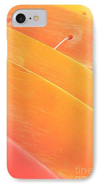 Orange Kayaks Phone Case by Brandon Tabiolo - Printscapes