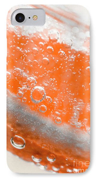 Martini iPhone 7 Case - Orange Martini Cocktail by Jorgo Photography - Wall Art Gallery