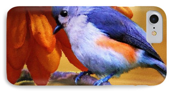 Orange Medley IPhone Case by Jai Johnson