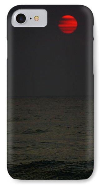 Orange Onyx Sunrise IPhone Case