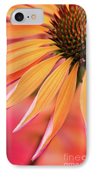 IPhone Case featuring the photograph Orange Passion by Tim Gainey