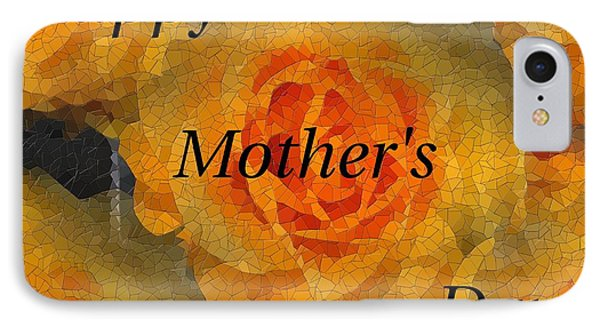 Orange You Lovely Mothers Day Phone Case by Tim Allen