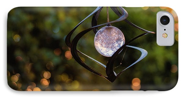 IPhone Case featuring the photograph Orb by Tim Nichols