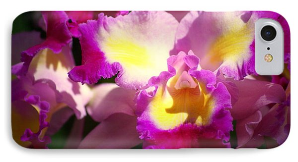 Orchid 1 Phone Case by Marty Koch