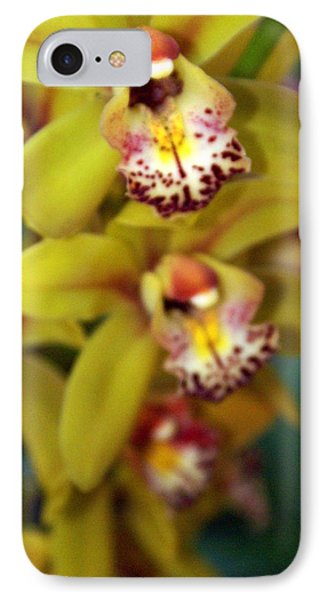 Orchid 11 Phone Case by Marty Koch