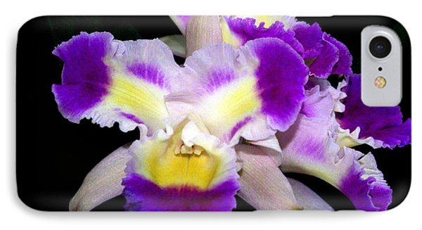Orchid 13 Phone Case by Marty Koch