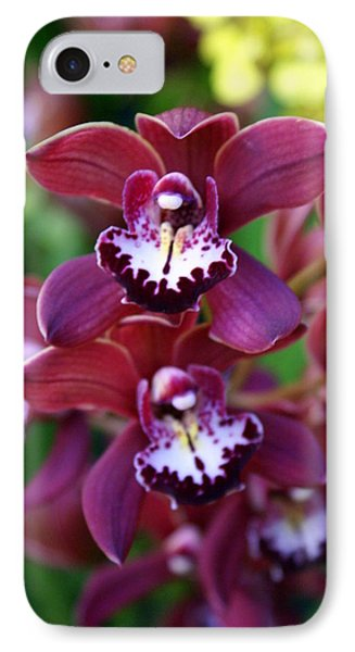 Orchid 20 Phone Case by Marty Koch