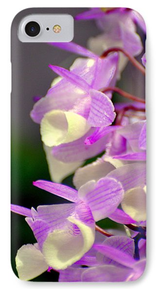 Orchid 25 Phone Case by Marty Koch