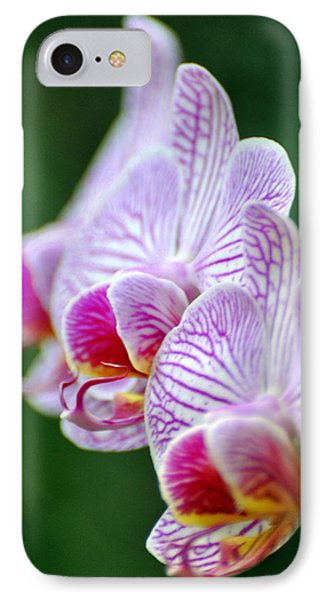 Orchid 30 Phone Case by Marty Koch