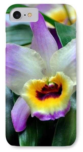 Orchid 34 Phone Case by Marty Koch
