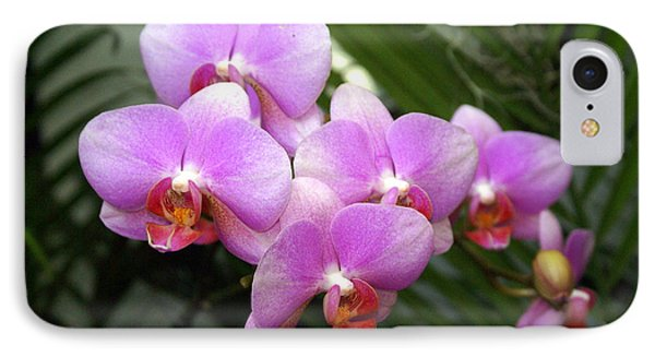 Orchid 4 Phone Case by Marty Koch