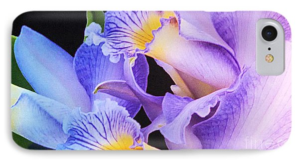 Orchid Bouquet IPhone Case by Cindy Manero