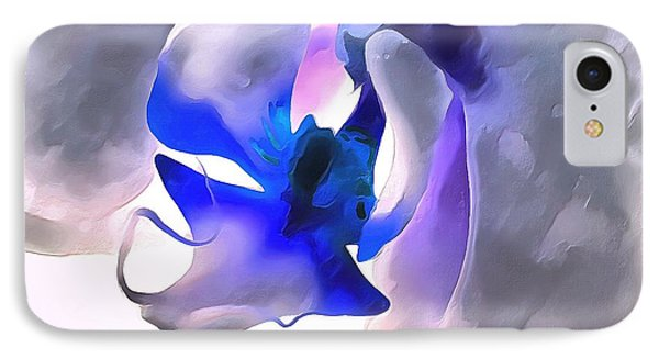 Orchid Dream IPhone Case by Krissy Katsimbras