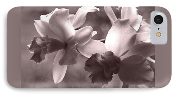 IPhone Case featuring the photograph Orchid Dream - Square by Kerri Ligatich