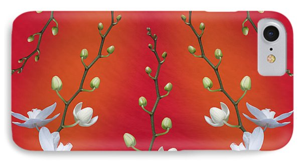 Orchid Ensemble IPhone Case