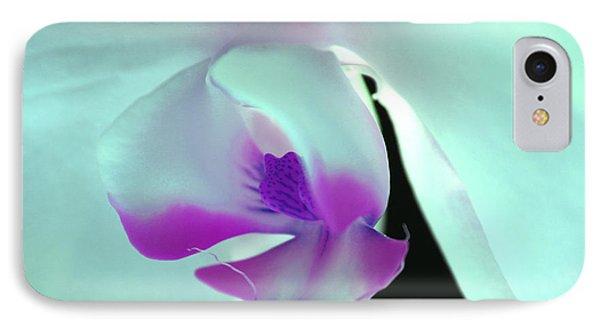 Orchid Goddess IPhone Case by Krissy Katsimbras