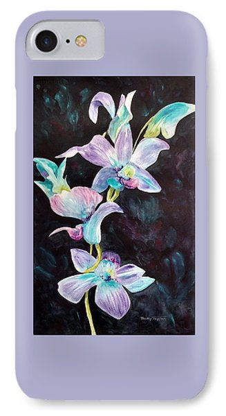 Orchids Alive IPhone Case