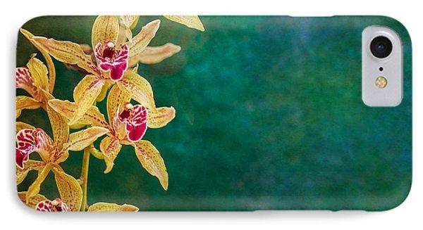 Orchids IPhone Case by Elena E Giorgi