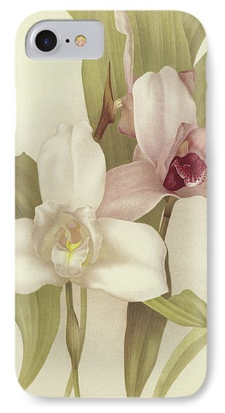 Orchids IPhone Case by English School