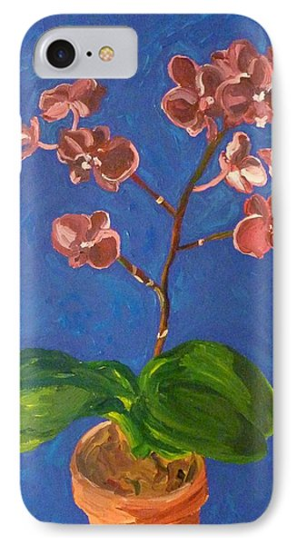Orchids IPhone Case by Joshua Redman
