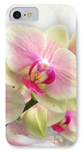 Orchids IPhone Case by Morag Bates