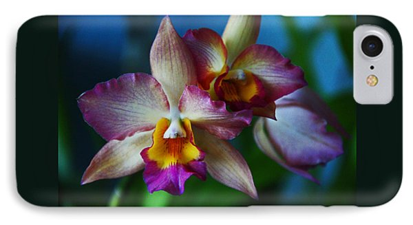 Orchids - Trio IPhone Case