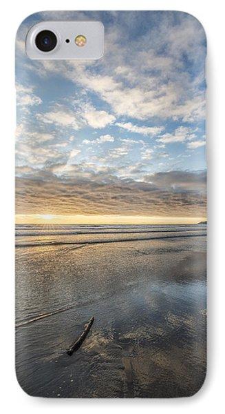 Oregon Beach IPhone Case by Jon Glaser