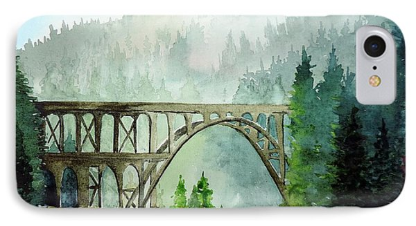 Oregon Beauty IPhone Case by Tom Riggs