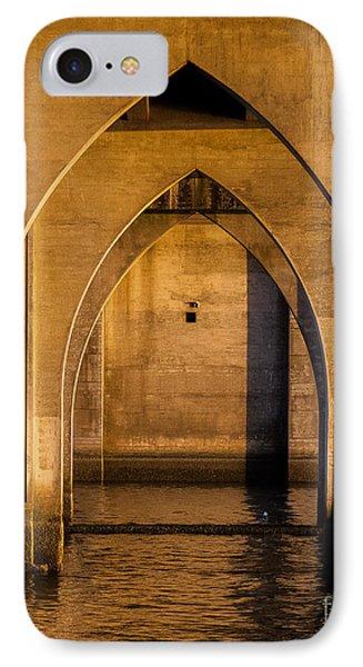 Oregon Bridge 1 IPhone Case