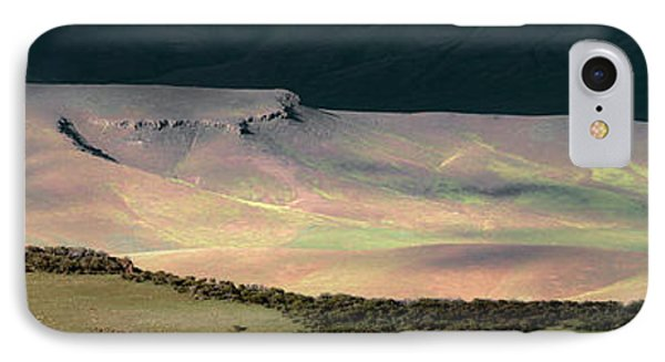 Oregon Canyon Mountain Layers IPhone Case by Leland D Howard