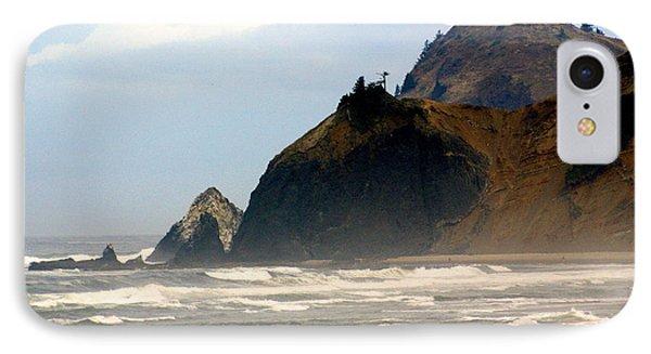 Oregon Coast 12 Phone Case by Marty Koch