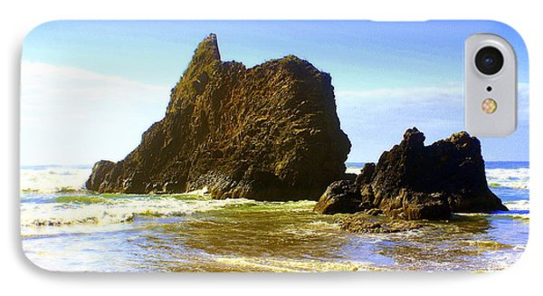 Oregon Coast 13 Phone Case by Marty Koch