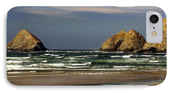 Oregon Coast 14 Phone Case by Marty Koch