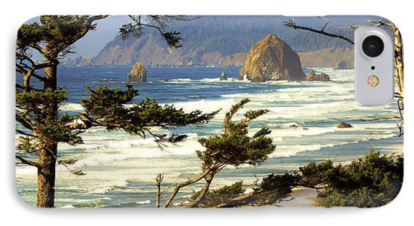 Oregon Coast 15 Phone Case by Marty Koch