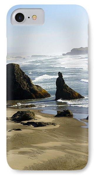 Oregon Coast 19 Phone Case by Marty Koch