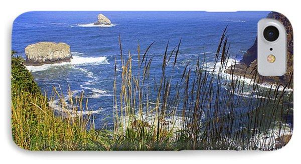 Oregon Coast 4 Phone Case by Marty Koch